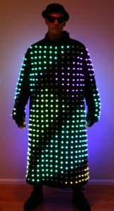 LED Tenchcoat